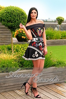 London escort girl Eda