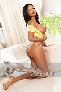 London escort girl Vanessa