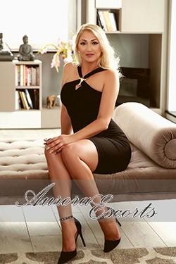 London escort girl Eva
