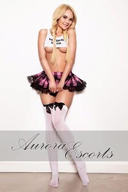 London escort girl Alma