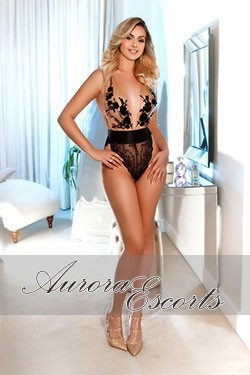 London escort girl Savannah