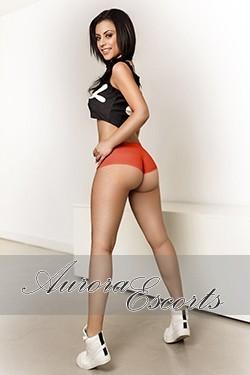 London escort girl Kim