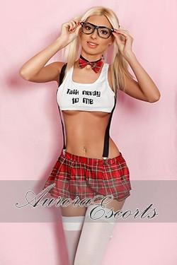 London escort girl Rebecca