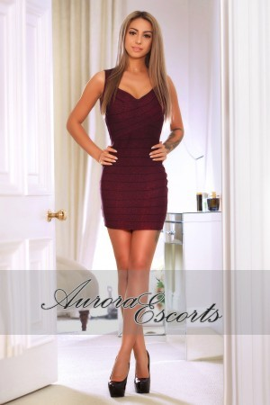 London escort girl  Inga