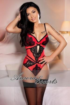 London escort girl  Syringa