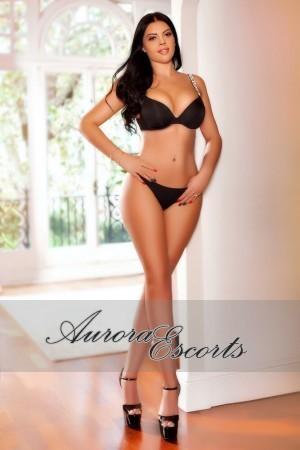 London escort girl  Aramina