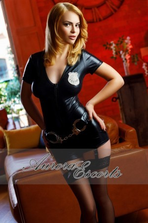 London escort girl  Anna