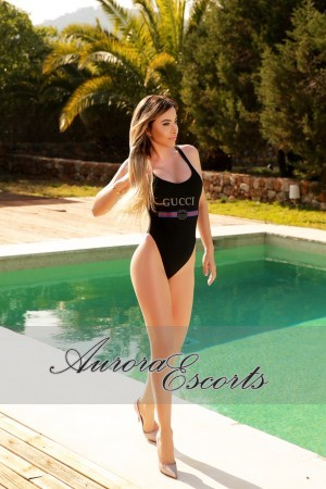 London escort girl  Silka