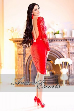 London escort girl  Victoria