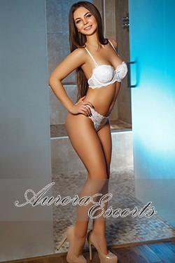 London escort girl Mirka