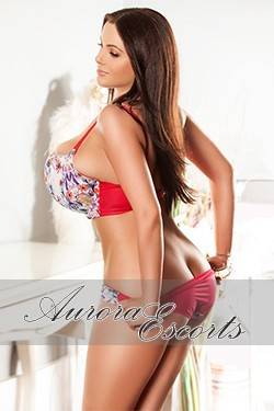London escort girl Fabiana