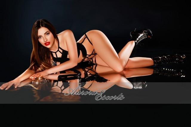 London escort girl Svetlana